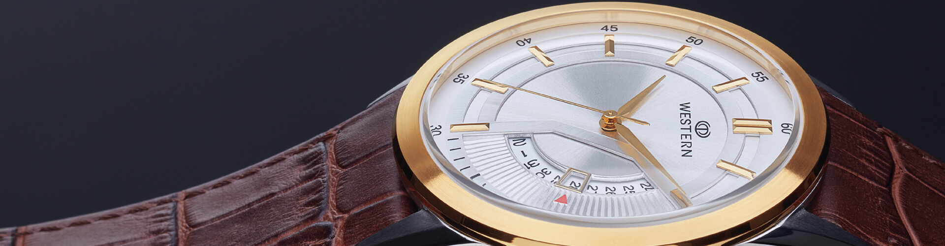 Set the temperature soaring with the Western Watches series