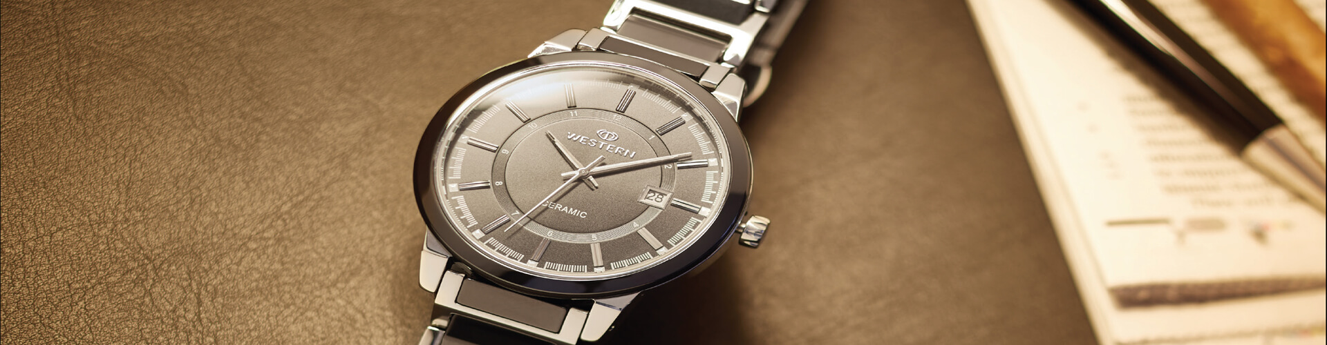 Classic Timepieces for Men at Western Watches